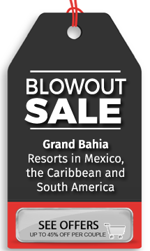 Bahia Vacations on Sale