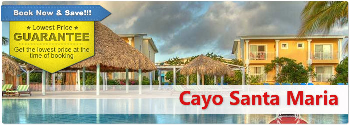 Cayo Santa Maria Cuba All Inclusive Vacations Last
