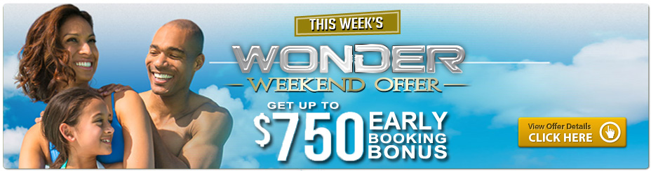 Wonder Weekend Offer