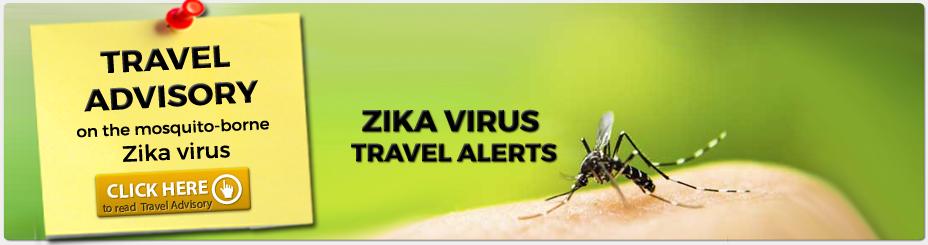 Zika Virus Alerts
