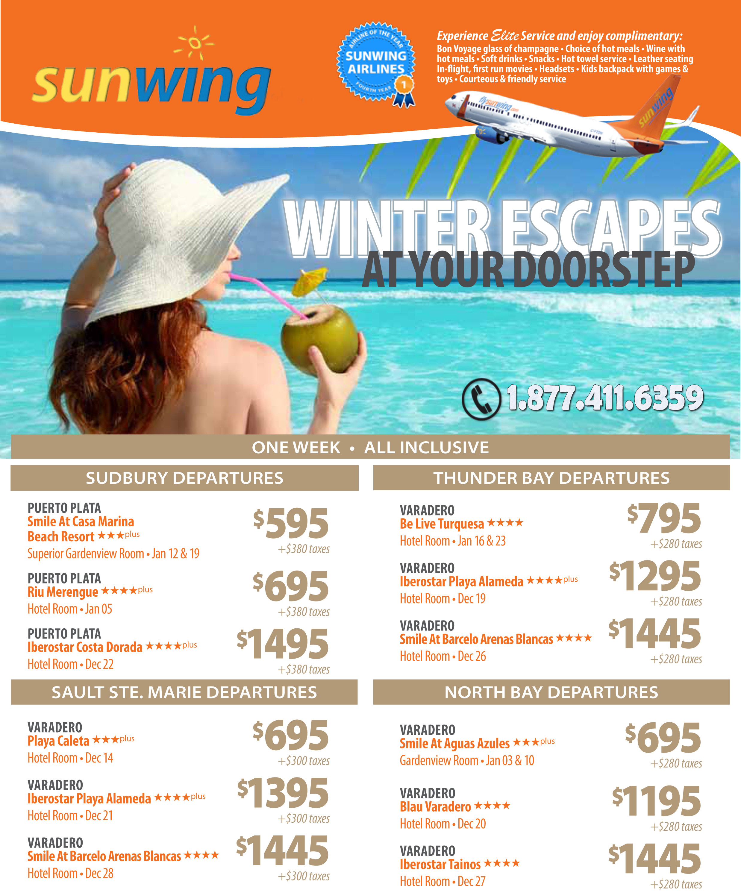 Winter Escapes Deals