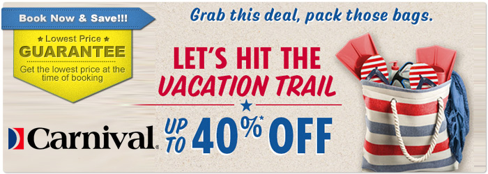 Carnival Cruises Luxury Cruise Deals Amp Vacation Packages