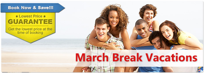 2018 March Break Vacations All Inclusive Vacations